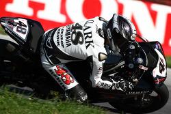 #48 Pat Clark Motorsports - Yamaha YZF-R1: Chris Clark