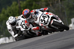 Jordan Suzuki Teammates: Jake Zemke, Brett McCormick