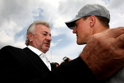 Willi Weber, Driver Manager, Michael Schumacher, Mercedes GP