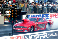 Erica Enders, PiranaZ Ford Mustang