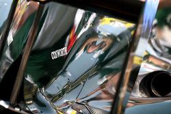Lotus engine cover