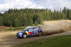 Juho Hanninen and Mikko Markkula, Skoda