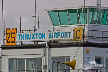 Thruxton Airport Control Tower