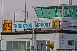 Thruxton Airport Control Tower