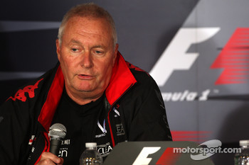 John Booth, Marussia Virgin Team Principal