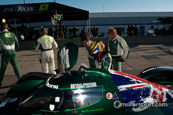 #8 Drayson Racing Lola B09 60 Judd: Paul Drayson, Jonny Cocker