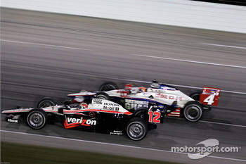 Will Power, Team Penske, Dan Wheldon, Panther Racing