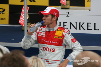 Third place Timo Scheider, Audi Sport Team Abt