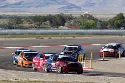 #197 RSR Motorsports Mini Cooper S: Sarah Cattaneo, VJ Mirzayan