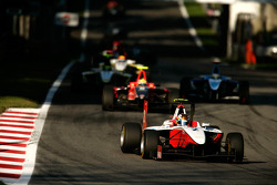 Esteban Gutierrez leads Rio Haryanto and Roberto Merhi