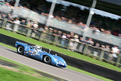 Winner Andrew Smith, Lola Chevrolet T70 Spyder