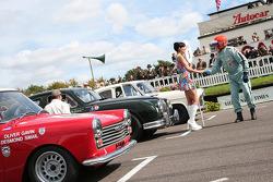 St Marys Saloons race