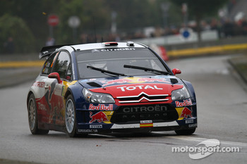 Dani Sordo and Diego Vallejo, Citron C4 Citron Total World Rally Team