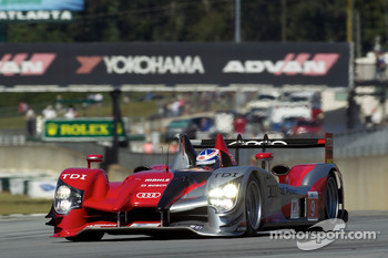 #9 Audi Sport Team Joest Audi R15: Marcel Fssler, Andre Lotterer, Benoit Treluyer
