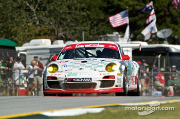 #28 911 Design Porsche 911 GT3 Cup: Loren Beggs, Doug Baron, Rene Villeneuve