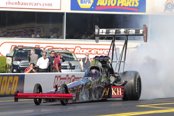 Larry Dixon, Al-Anabi Racing 2009 Hadman Dragster