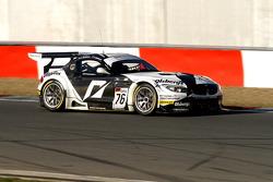 #76 Need for Speed by Schubert Motorsport BMW Z4: Patrick Söderlund, Edward Sandström