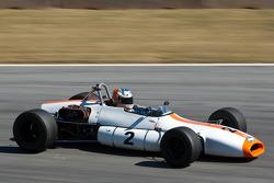#2 2FB '69 Brabham BT29 (F/B): Dave Handy
