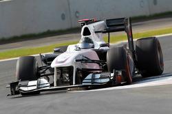 Nick Heidfeld, BMW Sauber C29