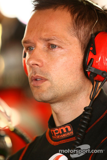 #888 TeamVodafone: Andy Priaulx