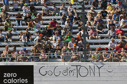 A message for Tony Stewart