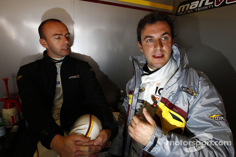 Bas Leinders and Maxime Martin