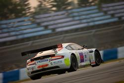 #91 Team Hong Kong Racing: Aston Martin DBR S9: Philippe Ma, Mathias Beche