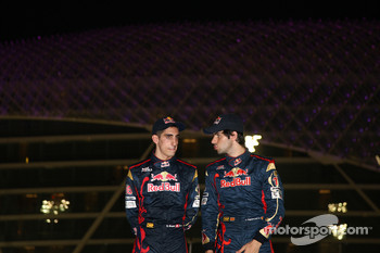 Sebastien Buemi, Scuderia Toro Rosso, Jaime Alguersuari, Scuderia Toro Rosso