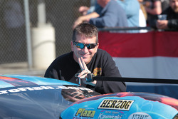 Greg Stanfield aboard his Nitrofish/Indicon Pontiac GXP