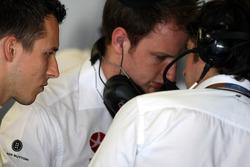 Christian Klien, test driver, Hispania Racing F1 Team