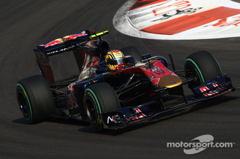 Jaime Alguersuari, Scuderia Toro Rosso