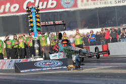 Terry McMillian, Amalie Oil McKinney Dragster
