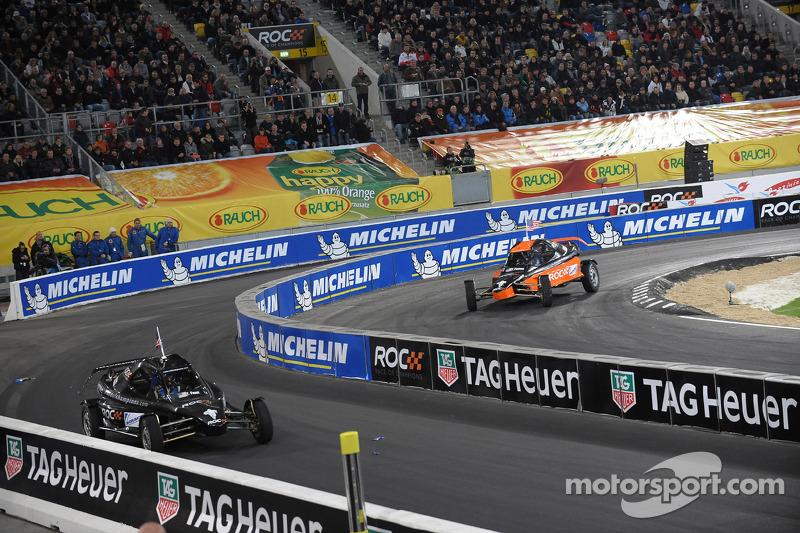 Group B, semi final: Michael Schumacher