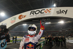 Second place Sébastien Loeb