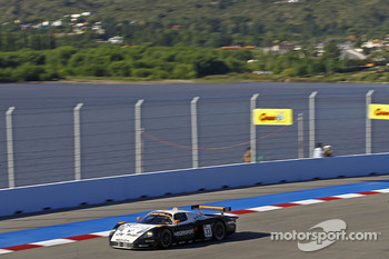 #33 Triple H Team Hegersport Maserati MC12: Altfrid Heger, Alex Müller