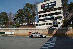 #221 Tech Racing 2002 Porsche 996 Silver: David Pahl, Eric Zimmermann