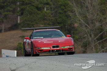 #17 Stimulus Racing 2001 Govern Corvette Brakeswa: Eric Wong, Walead Hessami