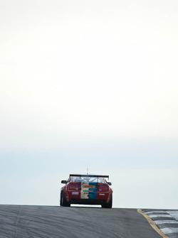 #3 VDS Racing Adventures 2007 Ford Mustang Red, whi: Raphael van der Straten, Christian Kelders, Christophe Kerkhove