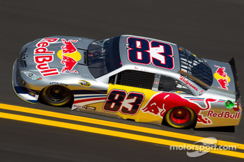 Brian Vickers, Red Bull Racing Team Toyotaa