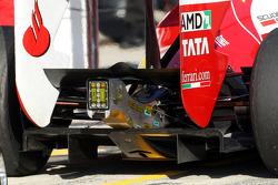 Felipe Massa, Scuderia Ferrari, detail