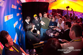 Jimmie Johnson, Hendrick Motorsports Chevrolet, media attention