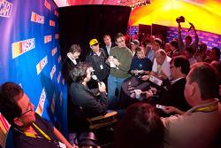 Jimmie Johnson, Hendrick Motorsports Chevrolet, media attention