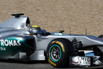 Nco Rosberg, Mercedes GP Petonas F1