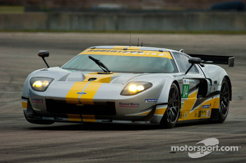 #04 Robertson Racing Doran Ford GT: David Murry, Anthony Lazzaro