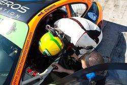 Wolf Henzler, 29 NGT Motorsports Porsche GT3: Eduardo Cisneros
