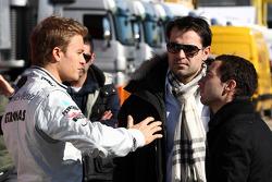 Nico Rosberg, Mercedes GP F1 Team, Nicolas Todt, Drivers manager