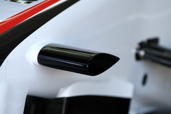Sauber F1 Team, C30, detail