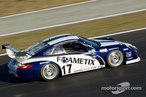 2010 #17 BURTIN RACING PORSCHE GT3
