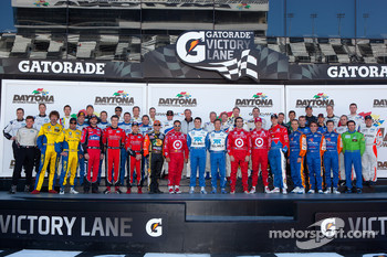 Rolex 24 At Daytona Champions photo