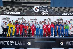 Rolex 24 At Daytona Champions photo